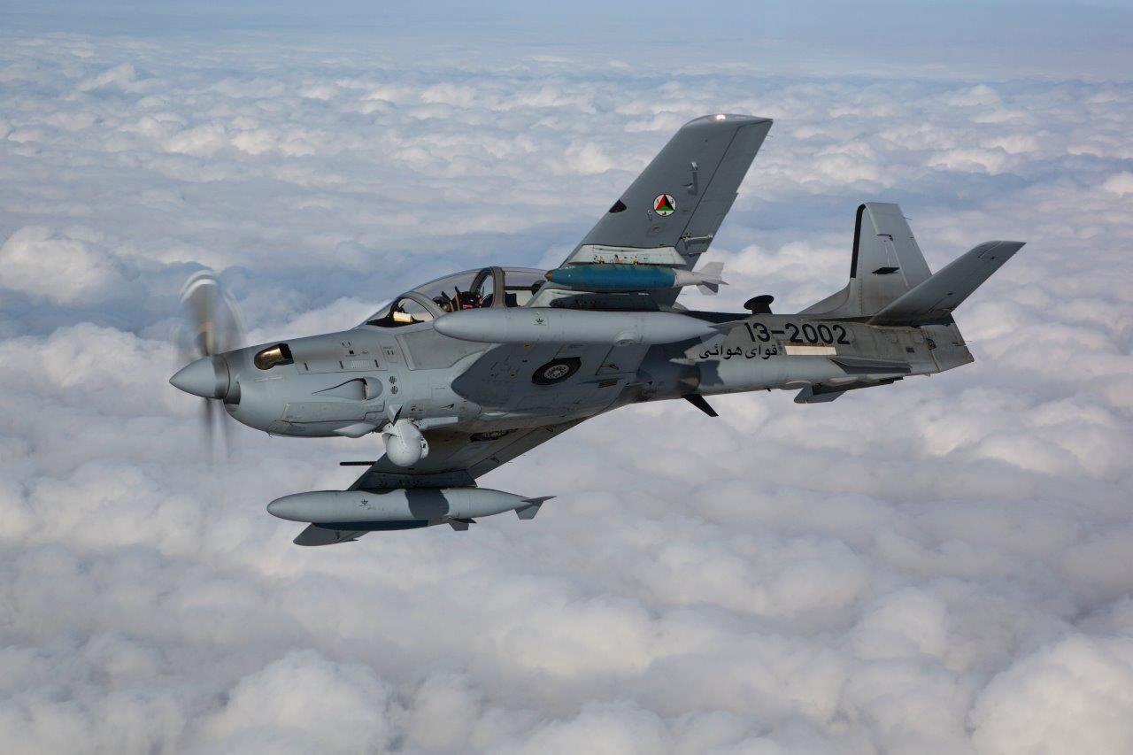 نیروی هوایی افغانستان