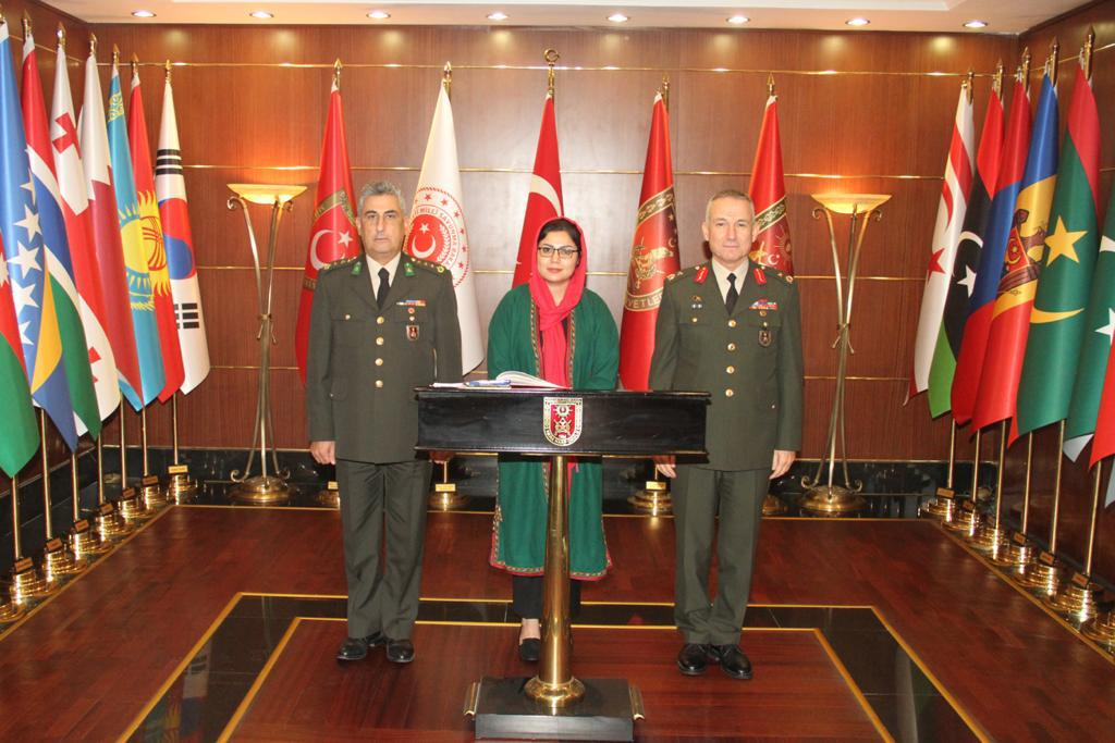 Deputy Minister of National Defense meets with his Turkish counterpart!