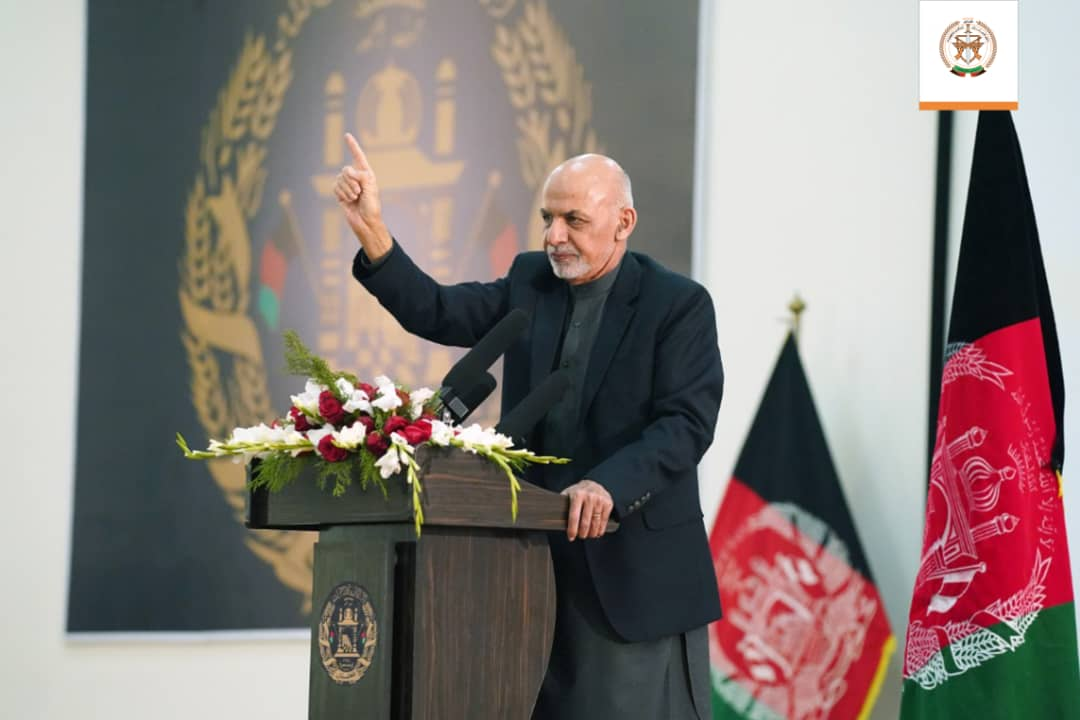 President Ghani, Commander-in-Chief of the Afghan Armed Forces assessed the reforms in the Ministry of National Defense!